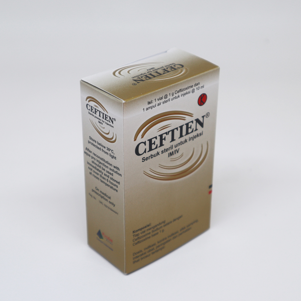 Ceftien Injection Powder