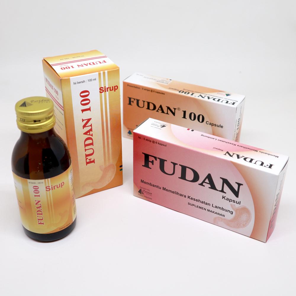 Fudan Kapsul & Syrup