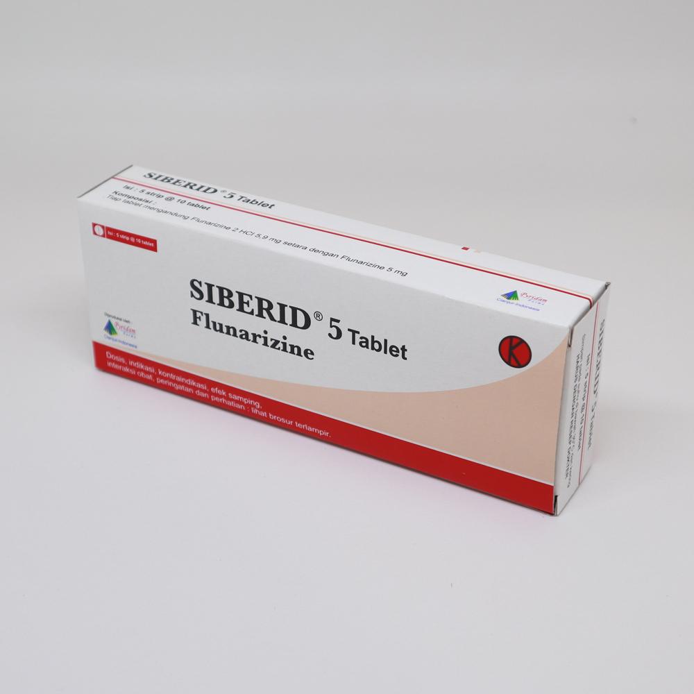 Siberid 5 Tablet