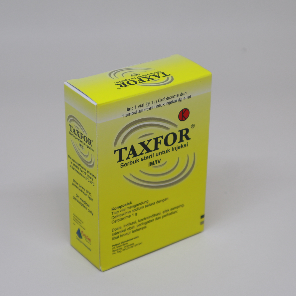 Taxfor Injection Powder